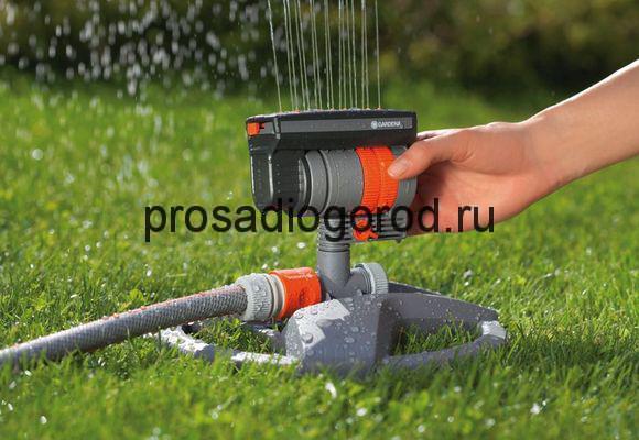 распылители для полива огорода