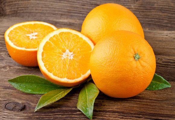 свежие апельсины фото