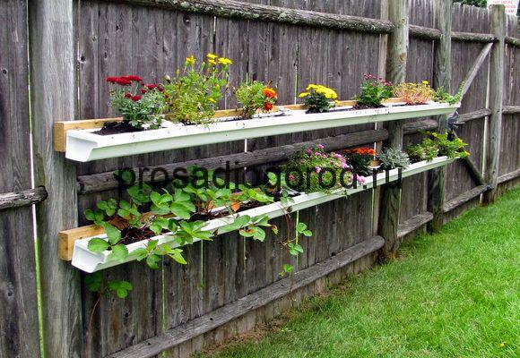 самоделки для огорода и дачи