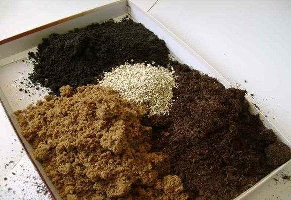 компоненты для грунта