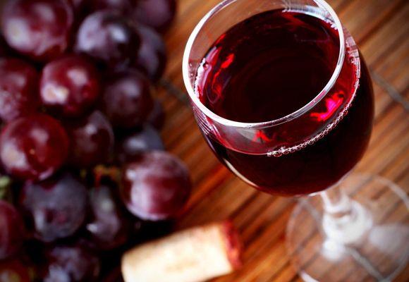 Черное вино