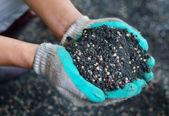 фосфор в земле