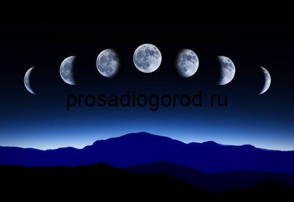 лунный календарь в апреле