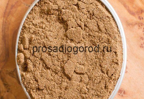 табачная пыль как удобрение