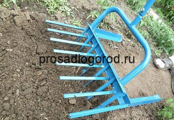 супер лопата для копки огорода