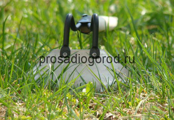 тяпка для огорода из нержавейки