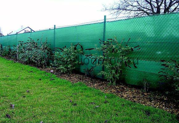 сетка для затенения огорода